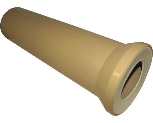 WC-Anschlussstutzen 400mm beige DN 110