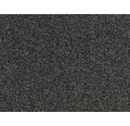 Moquette frisée E-Force gris largeur 400 cm (au mètre)