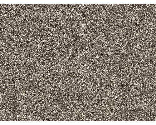Teppichboden Frisé E-Force braun 400 cm breit (Meterware)