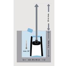 Pompe pour réservoir d''eau de pluie for_q FQ-RP 3.400-thumb-6