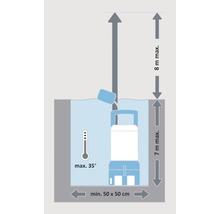 Pompe à eaux usées for_q FQ-SW 16.000-thumb-2