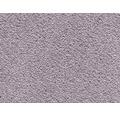 Moquette velours frisé Romina lilas clair 400 cm de large (au mètre)
