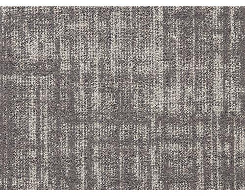 Moquette bouclée E-Grid marron largeur 400 cm (au mètre)