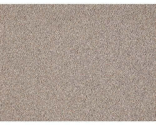 Teppichboden Schlinge Rocca beige 400 cm breit (Meterware)