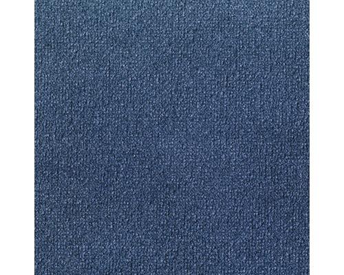 Moquette Velours Rocket bleu largeur 400 cm (au mètre)