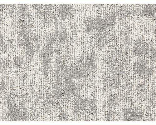 Moquette bouclée E-Rock gris largeur 400 cm (au mètre)