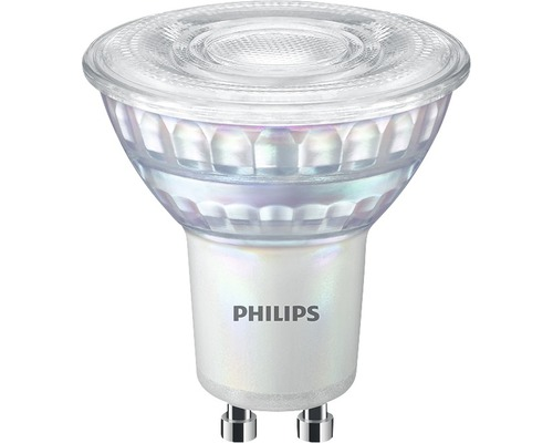 Ampoule LED à réflecteur à intensité lumineuse variable PAR16 GU10/3,8W(50W) 345 lm 2200 K + 2700 K blanc chaud