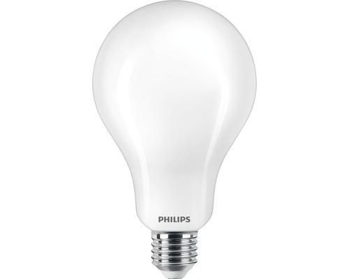 Ampoule LED A95 mat E27/23W (200W) 3452lm 2700K blanc chaud