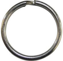 Porte-clés Ø 25mm acier-thumb-0