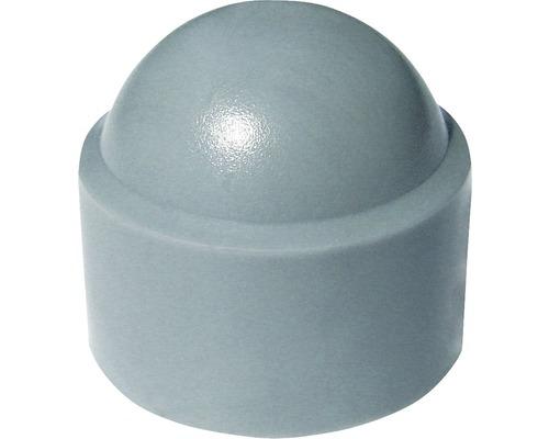 Cache pour vis six pans rond Ø 6 mm gris 100 unités
