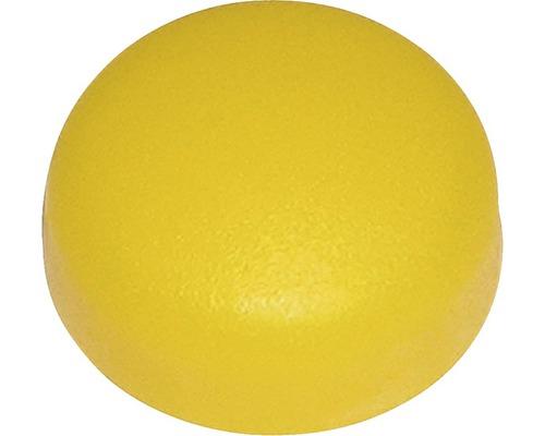 Cache-vis pour plaque minéralogique jaune, 100 pièces