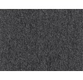 Teppichboden Schlinge E-Major schwarz 400 cm breit (Meterware)