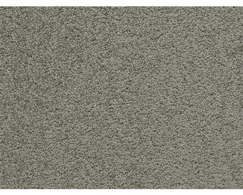 Teppichboden Saxony E-touch grau 400 cm breit (Meterware)