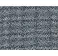 Teppichboden Schlinge Tweed blau 500 cm breit (Meterware)
