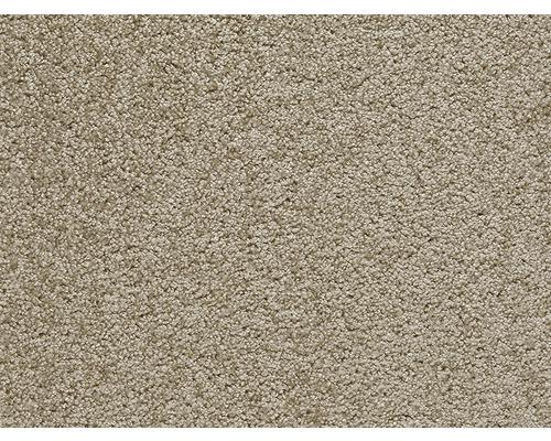 Teppichboden Saxony E-touch beige 400 cm breit (Meterware)