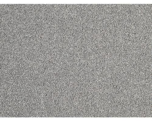 Moquette bouclée Rocca gris largeur 400 cm (au mètre)