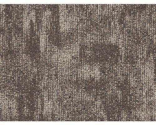 Teppichboden Schlinge E-Rock braun 400 cm breit (Meterware)