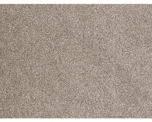 Moquette frisée Evolve beige largeur 400 cm (au mètre)