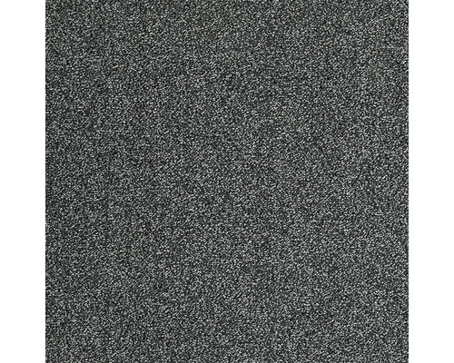 Moquette frisée Evolve gris largeur 400 cm (au mètre)