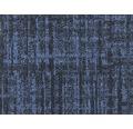 Teppichboden Schlinge E-Grid blau 400 cm breit (Meterware)