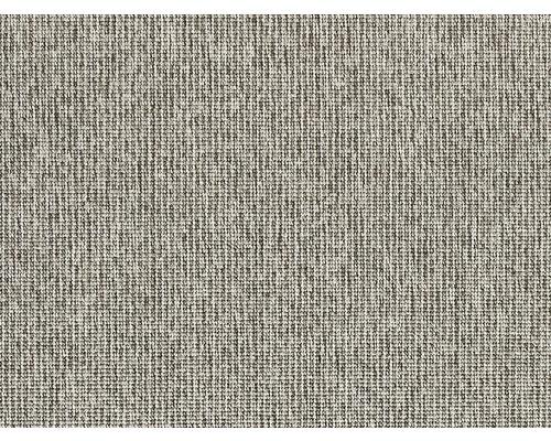 Teppichboden Schlinge E-Wave grau 400 cm breit (Meterware)