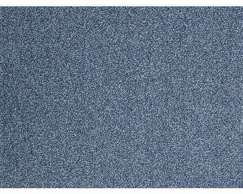 Teppichboden Frisé Evolve blau 400 cm breit (Meterware)