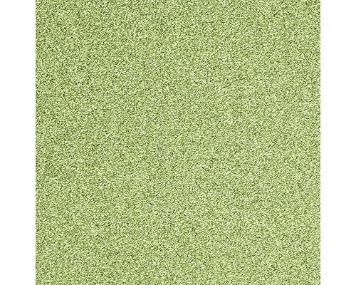 Moquette frisée Evolve vert largeur 400 cm (au mètre)