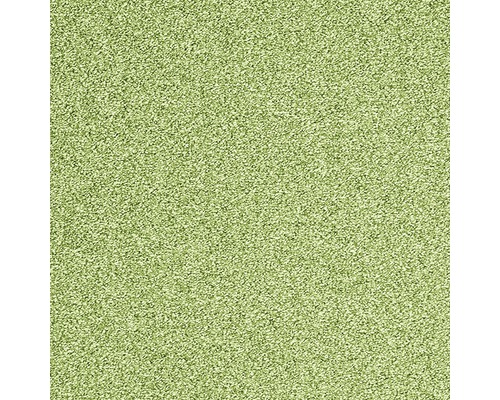 Teppichboden Frisé Evolve grün 400 cm breit (Meterware)