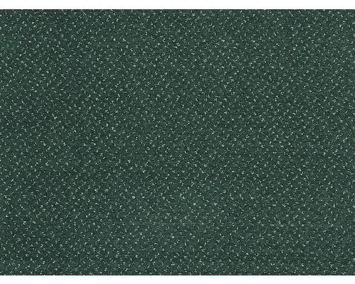 Teppichboden Velours Fortesse grün 400 cm breit (Meterware)