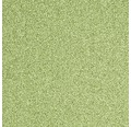 Teppichboden Frisé Evolve grün 500 cm breit (Meterware)
