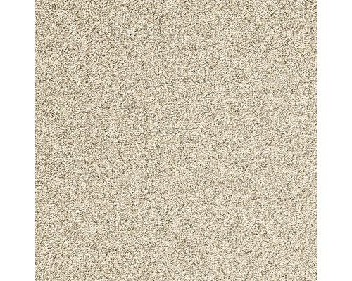 Moquette frisée Evolve beige largeur 500 cm (au mètre)