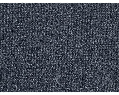 Teppichboden Schlinge Rocca blau 400 cm breit (Meterware)