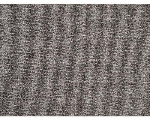Teppichboden Schlinge Rocca grau 400 cm breit (Meterware)