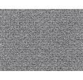 Teppichboden Schlinge Tweed grau 500 cm breit (Meterware)