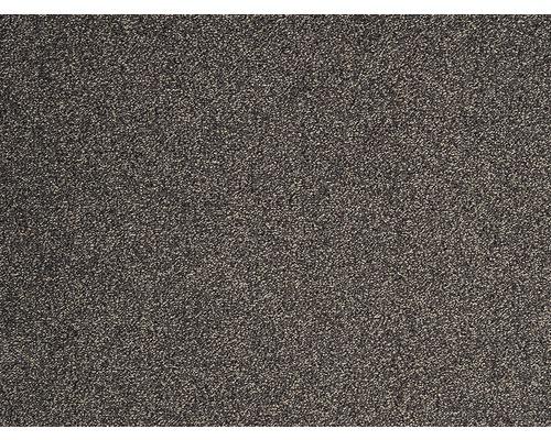 Moquette frisée Evolve gris largeur 500 cm (au mètre)