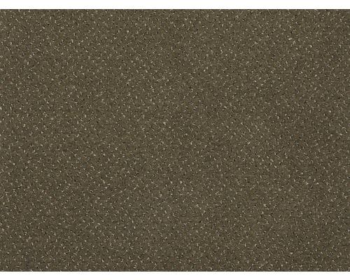 Teppichboden Velours Fortesse braun 500 cm breit (Meterware)