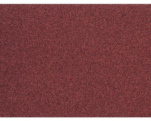 Teppichboden Schlinge Rocca rot 400 cm breit (Meterware)