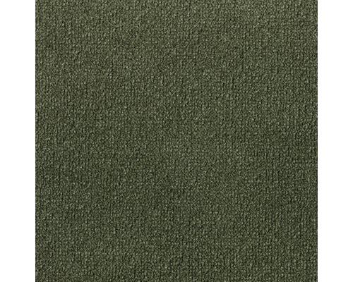 Teppichboden Velours Rocket grün 400 cm breit (Meterware)
