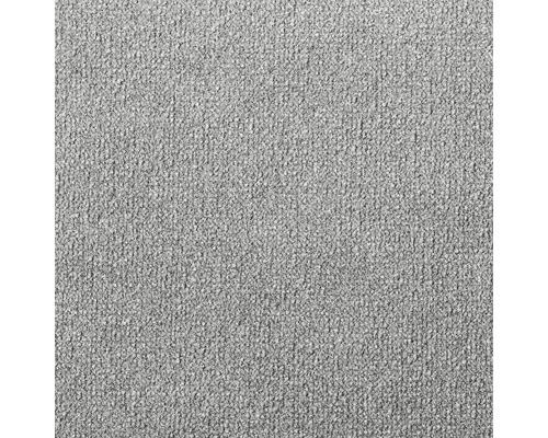 Teppichboden Velours Rocket grau 400 cm breit (Meterware)