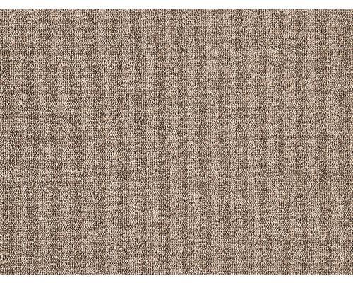 Teppichboden Schlinge Rocca braun 400 cm breit (Meterware)