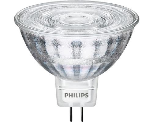 Ampoule LED à réflecteur MR16 GU5.3/3W(20W) 230 lm 2700 K blanc chaud 12V