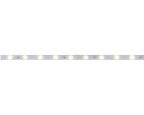 Bande MaxLED 250 IP44 1,0 m 4W 300 lm 2700 K blanc chaud Protect Cover 30 LED revêtu 24V convient comme extension du kit de base