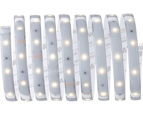 Bande MaxLED 250 IP44 2,5 m 10W 750 lm 2700 K blanc chaud Protect Cover 75 LED revêtu 24V convient comme extension du kit de base