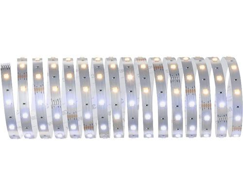 Strip MaxLED 250 5,0 m 17,5W 1350 lm 2700 K- 6500 K blanc chaud-blanc naturel 150 LED TunableWhite non-revêtu 24V convient comme extension au set de base, convient au Smart Home après extension
