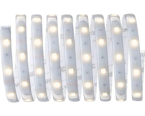 Strip MaxLED 250 IP44 2,5 m 9W 675 lm 2700 K- 6500 K blanc chaud blanc naturel TunableWhite Protect Cover revêtu 75 LED 24V convient comme extension pour le set de base, convient au Smart Home après extension