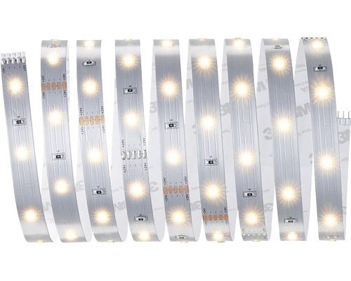 Ruban MaxLED 250 2,5 m10W750 lm2700 K blanc chaud 180 LED sans revêtement 24V convient comme extension du kit de base