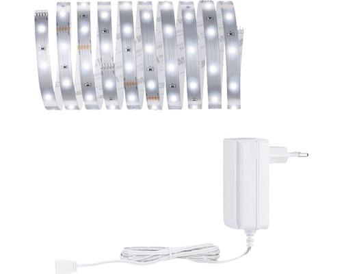 Kit de base Strip MaxLED 250 prêt à l''emploi 3,0 m 12W 900 lm 6500 K blanc naturel 216 LED non-revêtu 24V convient au Smart Home après extension