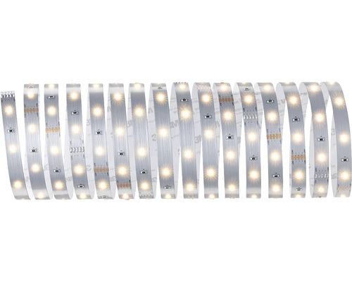 Strip MaxLED 250 5,0 m 19W 1500 lm 2700 K blanc chaud 150 LED non revêtu 24V convient comme extension du set de base, convient au Smart Home après extension