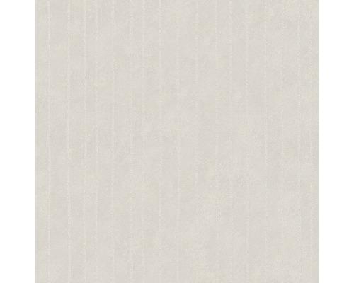 Papier peint intissé 84862 Memento rayures grège