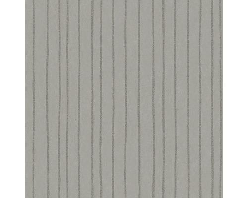 Papier peint intissé 84853 Memento rayures gris